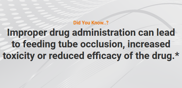 Drugs Administered Incorrectly via Feeding Tubes – Tuesday Tube Facts