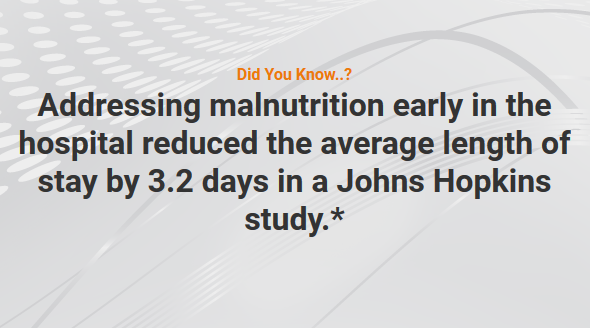 Addressing Malnutrition Early Saves Money – Tuesday Tube Facts