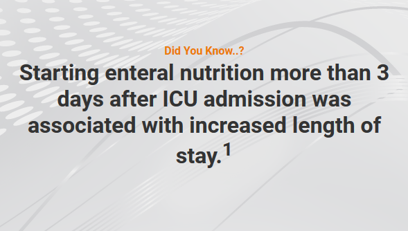 Starting EN More than 3 Days After ICU Admission – Tuesday Tube Facts