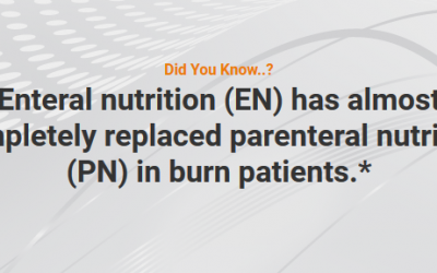 EN Replaced PN in Burn Patients – Tuesday Tube Facts