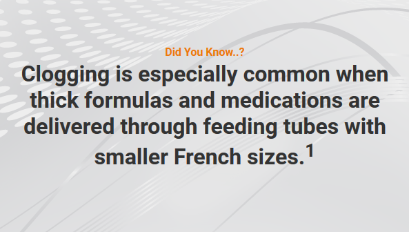 Thick Formulas and Medications Clog Smaller EADs – Tuesday Tube Facts